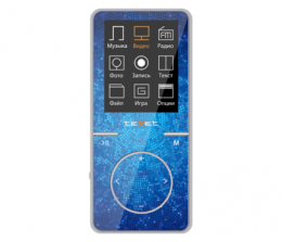 Цифровой MP3-плеер TeXet T-48