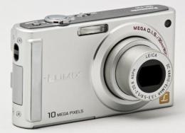 Цифровой фотоаппарат Panasonic Lumix DMC-FS5