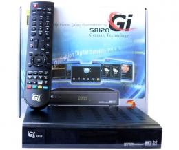 Цифровой спутниковый ресивер GI-S8120