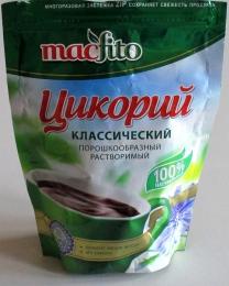 Цикорий классический порошкообразный растворимый Macfito