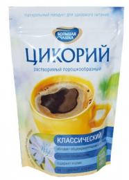 """Цикорий растворимый порошкообразный """"Большая чашка"""" классический"""
