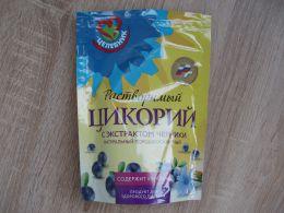 """Цикорий растворимый """"Целебник"""" с экстрактом черники"""