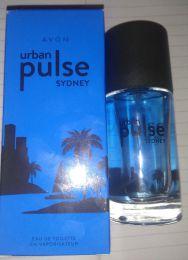 Туалетная вода Avon urban pulse sydney