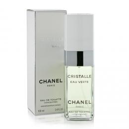 Туалетная вода Chanel Cristalle Eau Verte