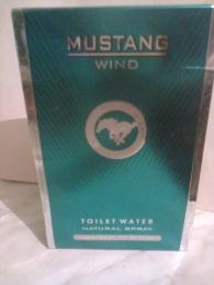 Туалетная вода для мужчин Mustang Wind