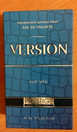 "Туалетная вода для мужчин ""Prestige Version"""