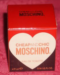 Туалетная вода Moschino Cheap and Chic