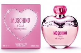 Туалетная вода Moschino Pink Bouquet