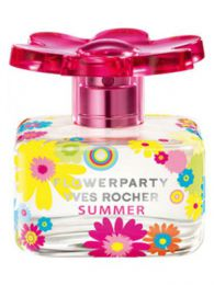 Туалетная вода Yves Rocher Flowerparty Summer