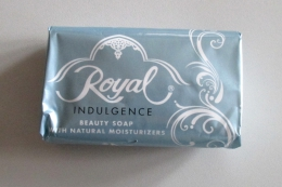 Туалетное мыло Royal indulgence Beauty Soap With Natural Moisturizers