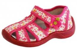 Туфли текстильные Котофей для девочки, модель 121008-71