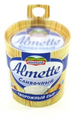 Творожный сыр Hochland Almette сливочный