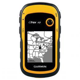 Универсальный GPS-навигатор Garmin eTrex 10
