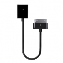 Универсальный OTG адаптер USB Deppa для Galaxy Tab/Note 10.1
