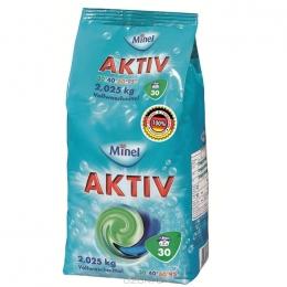Универсальный стиральный порошок Minel Aktiv
