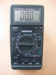 Универсальный цифровой мультиметр Digital Instrument М890G