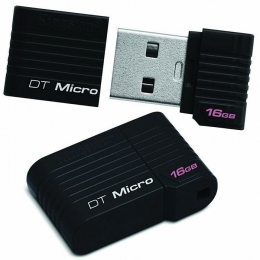 USB-флешка Kingston DataTraveler Micro
