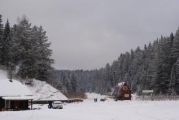 Автомобильное путешествие в Усть-Каспу (Россия)