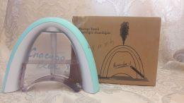 Увлажнитель воздуха Homgeek Colorful LED Portable Air Humidifier USB Charging Aromatherapy Essential