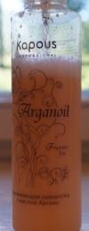 Увлажняющая сыворотка для волос с маслом арганы Kapous Arganoil
