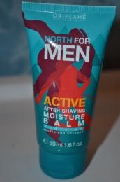 """Увлажняющий бальзам после бритья """"Oriflame"""" North for men Active"""