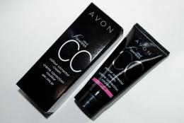 """Увлажняющий корректирующий крем с тональным эффектом Avon CC """"Идеальный оттенок"""" SPF 20"""