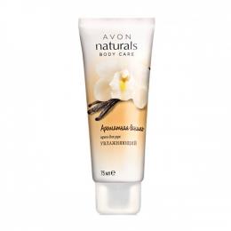 """Увлажняющий крем для рук Avon Naturals """"Ароматная ваниль"""""""