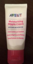 """Увлажняющий крем для сосков """"Avent"""" Moisturising Nipple Cream"""