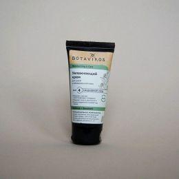 """Увлажняющий крем для сухой и обезвоженной кожи """"Botavikos"""" вербена и эвкалипт"""