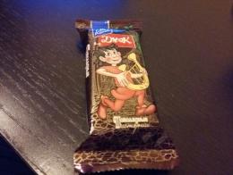 """Вафельные шоколадные конфеты  Konti Шоколадные истории """"Джек"""""""