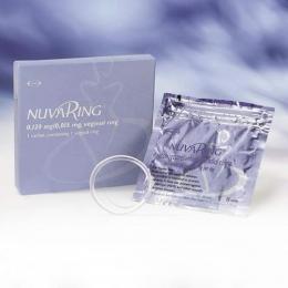 Вагинальное кольцо NuvaRing