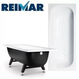 Ванна стальная Reimar 150х70 см с полимерным покрытием арт.26957
