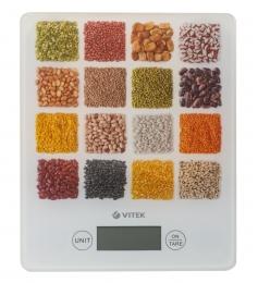 Весы кухонные Vitek VT-2410 W