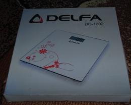 Весы напольные Delfa DC-1202