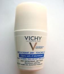 Дезодорант Vichy ультра-абсорбирующий 24 часа без солей алюминия