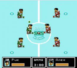 Видео-игра для PSP Technos Japan Спорт без правил Хоккей, Nintendo