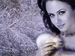 Видеоклип  Артур Руденко - Падал белый снег