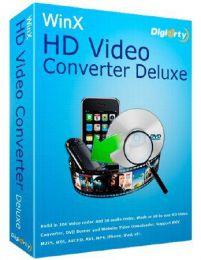 Видеоконвертер WinX HD Video Converter Deluxe для Windows