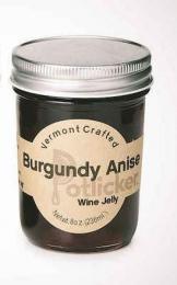 Винное желе Wine Jelly Burgundy Anise Potlicker Kitchen