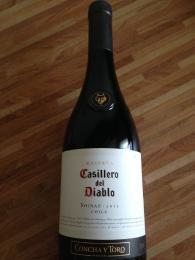 Вино красное сухое Casillero del Diablo Reserva Shiraz