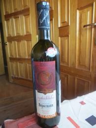 """Вино столовое красное полусухое """"Пиросмани"""" Marniskari"""