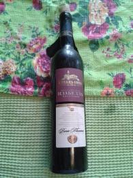 """Вино столовое полусладкое красное """"Изабелла"""" Кубань-Вино"""