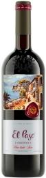 Вино столовое сухое красное El Paso Cabernet Vino de Mesa