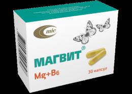 """Витаминно-минеральный комплекс """"Магвит"""""""