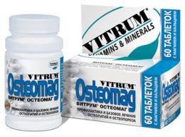 Витаминно-минеральный комплекс Vitrum Osteomag