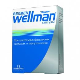 Витаминно-минеральный комплекс Велмен в капсулах