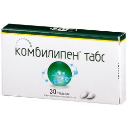 """Витаминные препараты """"Комбилипен табс"""""""