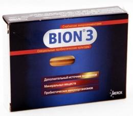 Витамины Bion 3