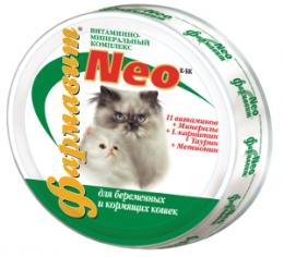 """Витаминно-минеральный компекс """"Фармавит NEO"""" для беременных и кормящих кошек"""