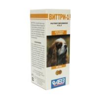 "Витамины для кошек и собак ""Виттри-1"" АВЗ"